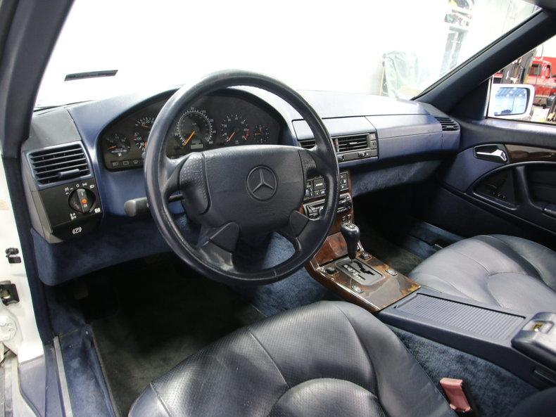 1996 Mercedes-Benz SL500 56
