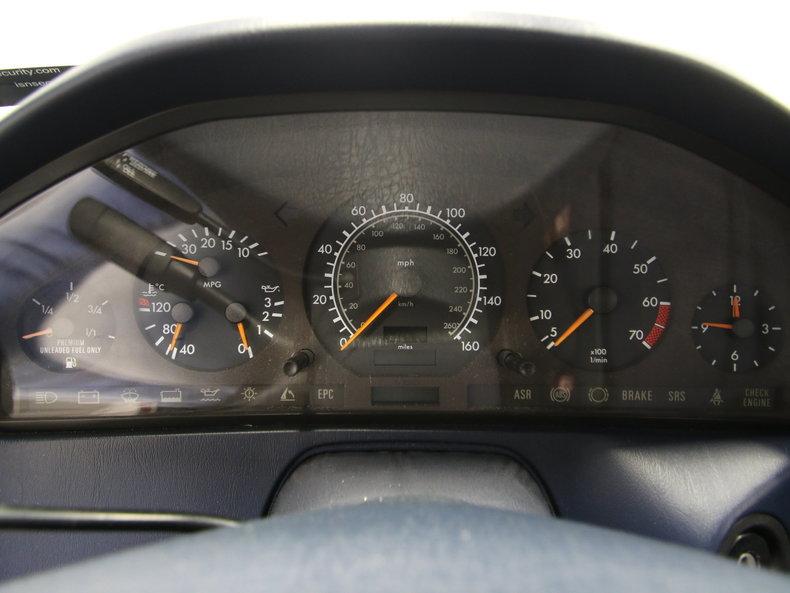 1996 Mercedes-Benz SL500 58