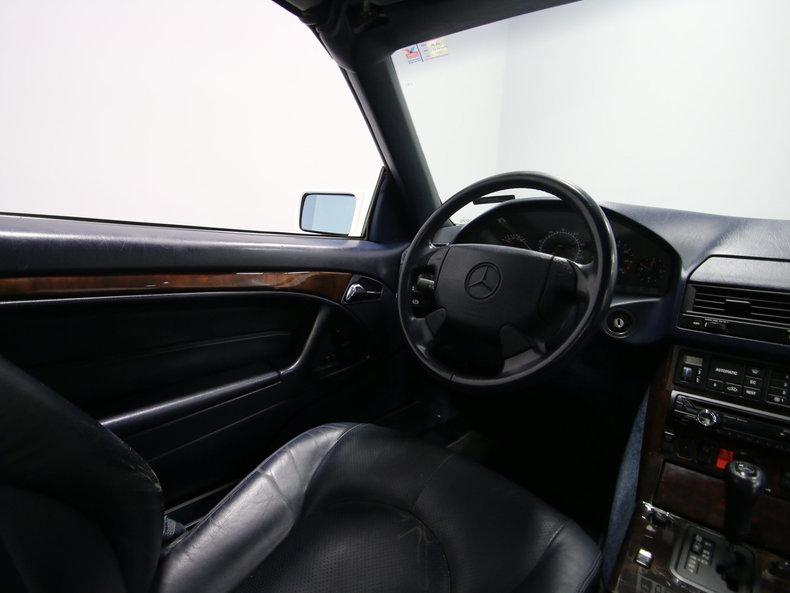 1996 Mercedes-Benz SL500 60