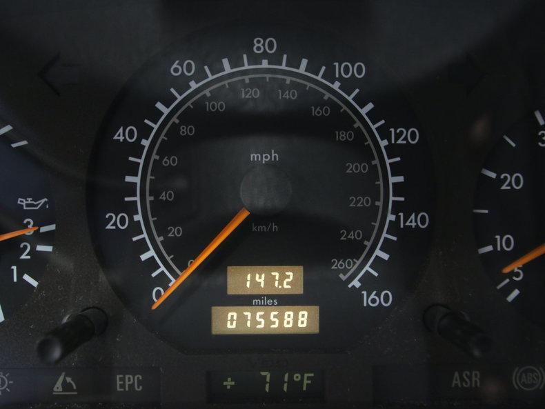 1996 Mercedes-Benz SL500 59