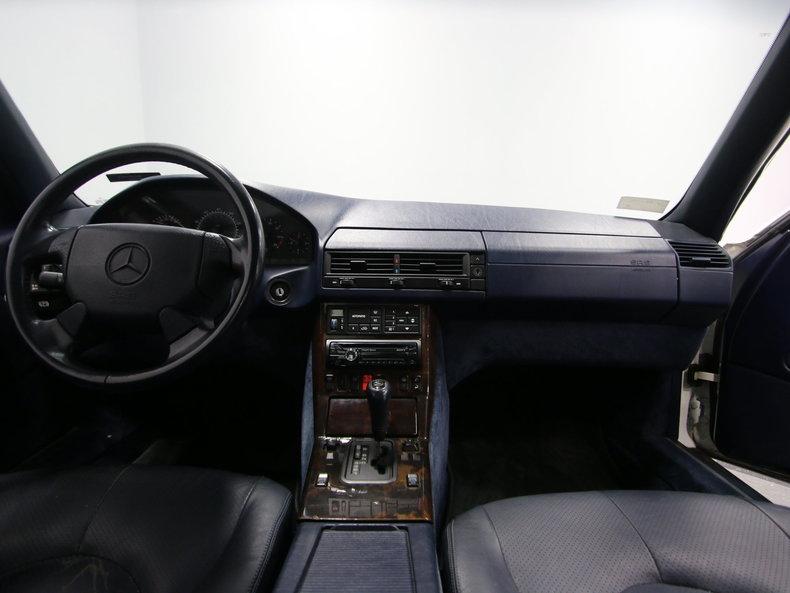 1996 Mercedes-Benz SL500 61