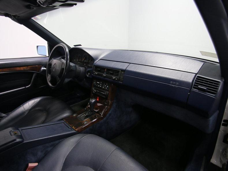 1996 Mercedes-Benz SL500 63