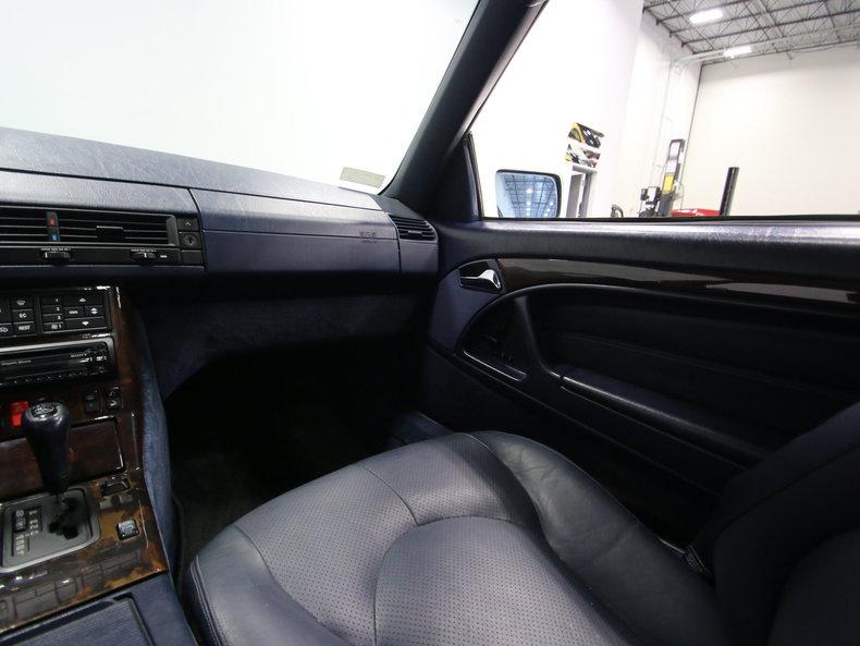 1996 Mercedes-Benz SL500 62