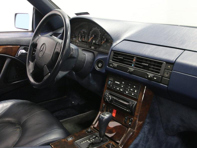 1996 Mercedes-Benz SL500 64