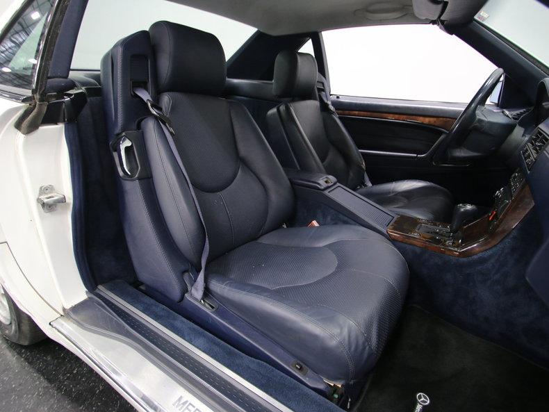 1996 Mercedes-Benz SL500 66