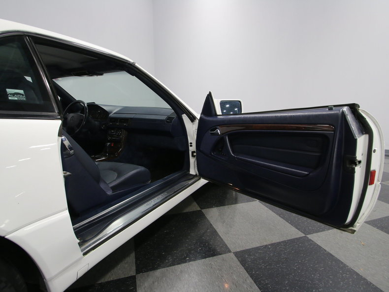 1996 Mercedes-Benz SL500 69
