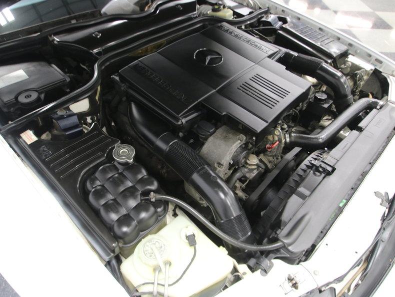 1996 Mercedes-Benz SL500 46