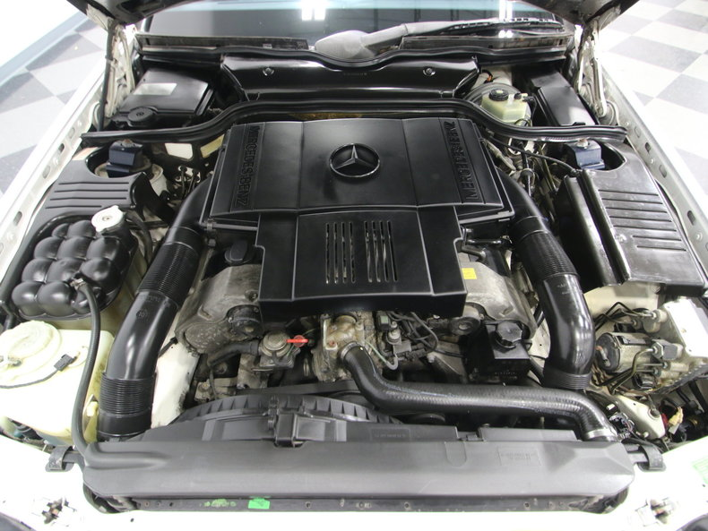 1996 Mercedes-Benz SL500 2