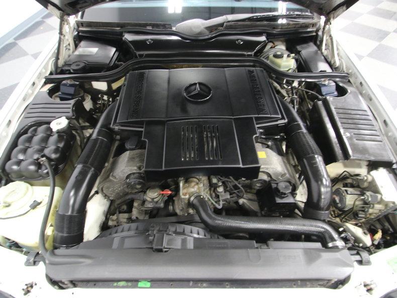 1996 Mercedes-Benz SL500 47