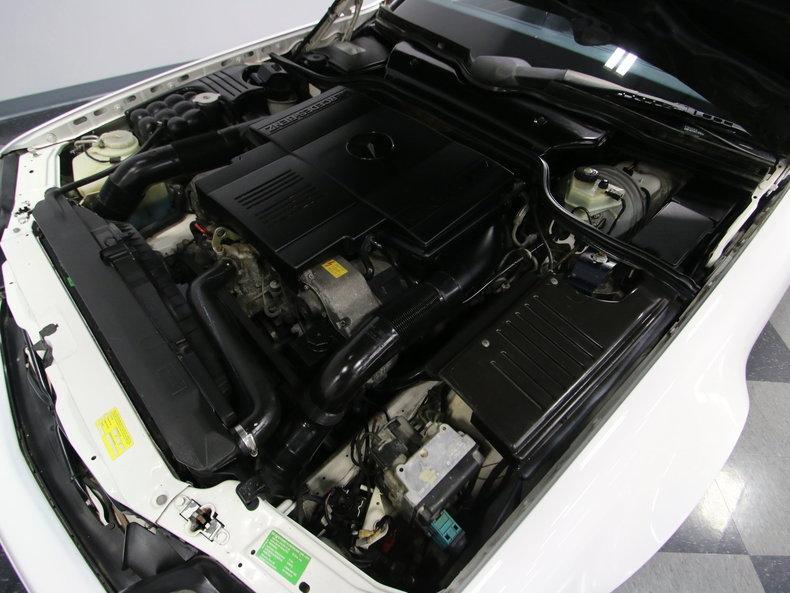 1996 Mercedes-Benz SL500 48