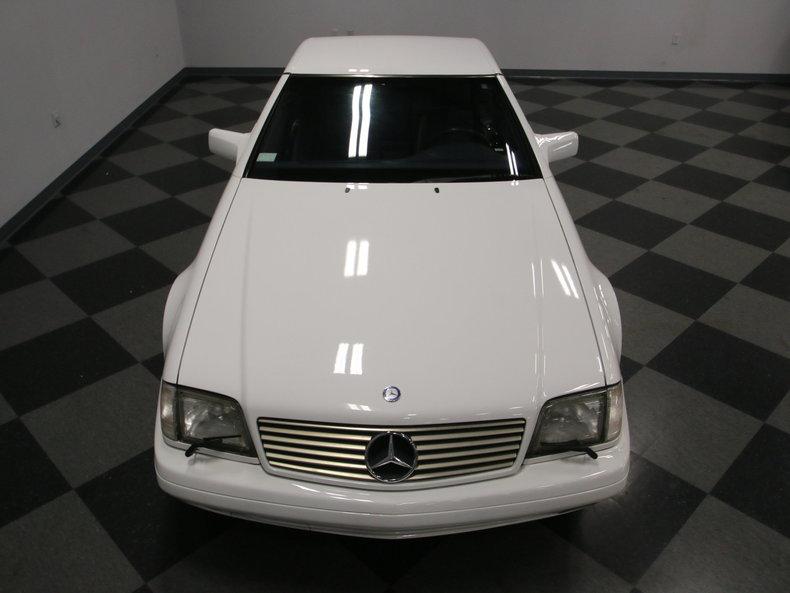 1996 Mercedes-Benz SL500 5