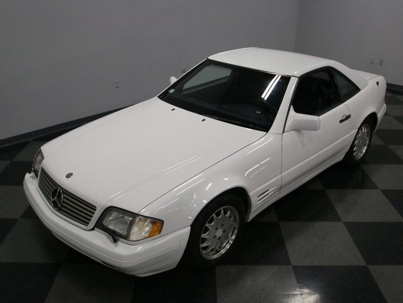 1996 Mercedes-Benz SL500 8