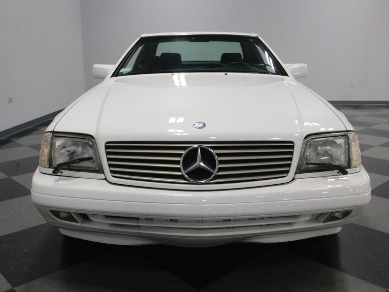 1996 Mercedes-Benz SL500 4