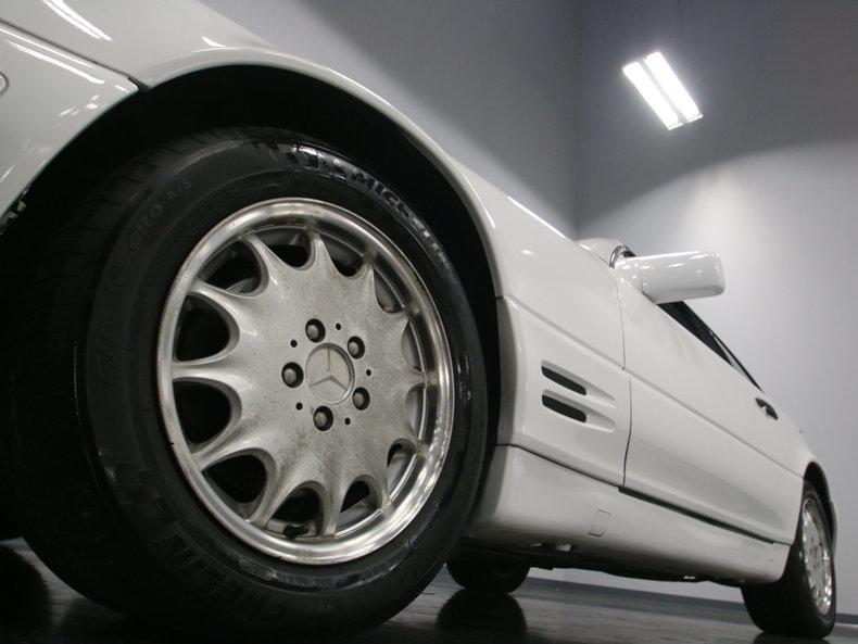 1996 Mercedes-Benz SL500 12