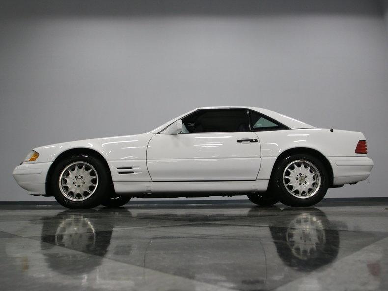 1996 Mercedes-Benz SL500 14