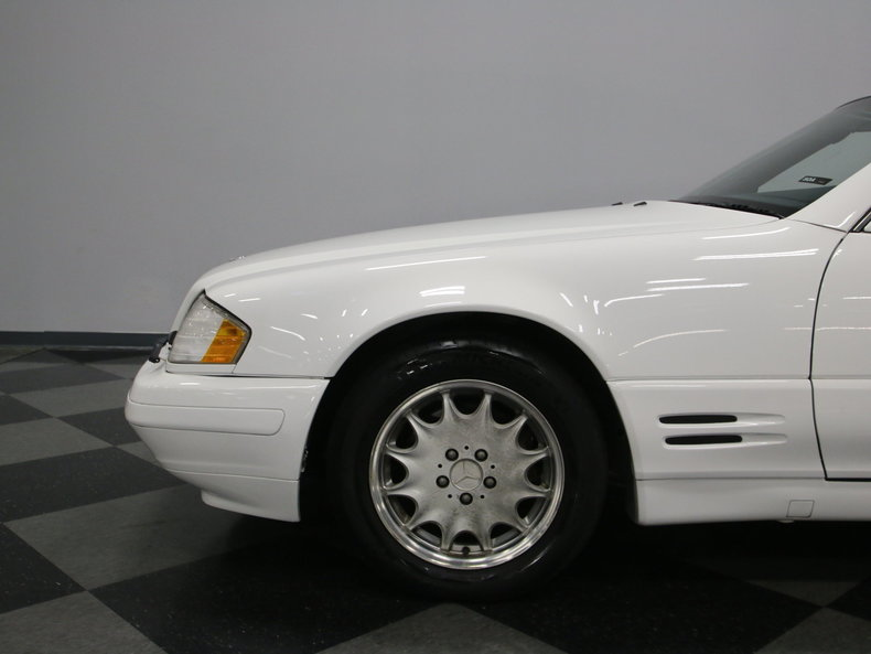 1996 Mercedes-Benz SL500 15