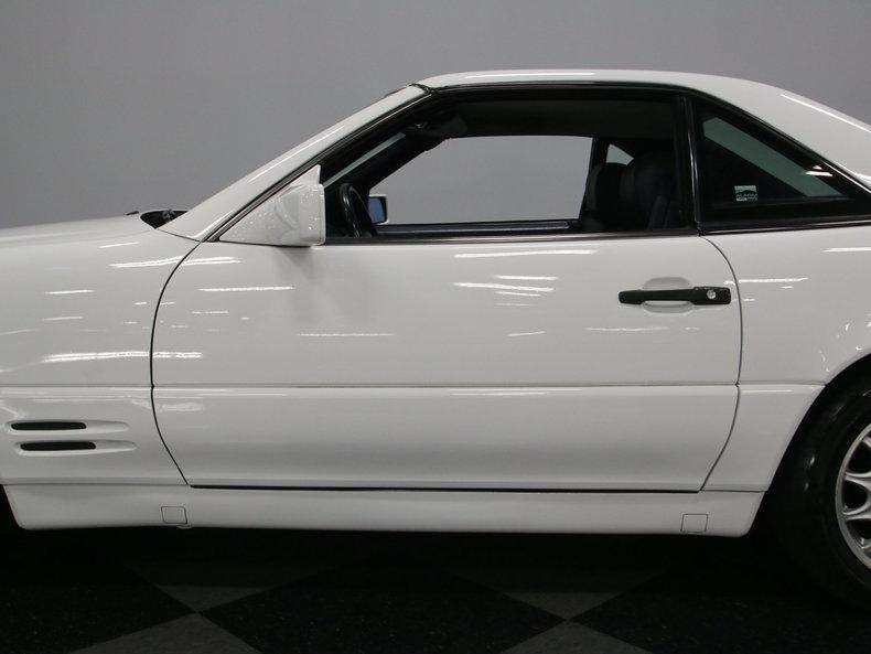 1996 Mercedes-Benz SL500 16