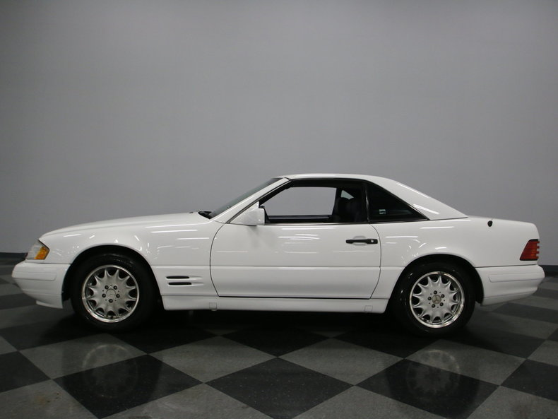 1996 Mercedes-Benz SL500 1