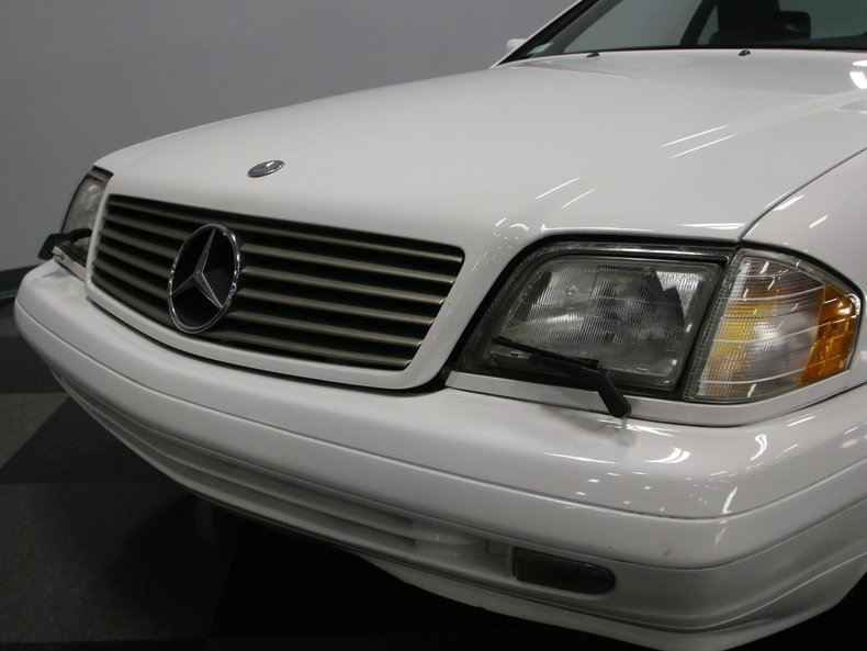 1996 Mercedes-Benz SL500 11