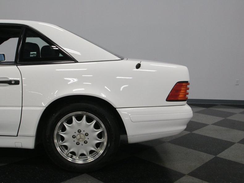 1996 Mercedes-Benz SL500 17