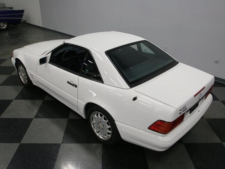 1996 Mercedes-Benz SL500 20