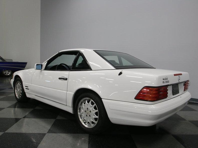 1996 Mercedes-Benz SL500 18