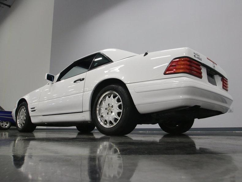 1996 Mercedes-Benz SL500 22