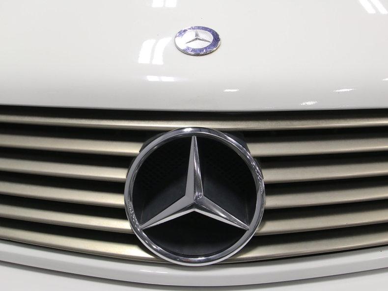 1996 Mercedes-Benz SL500 79