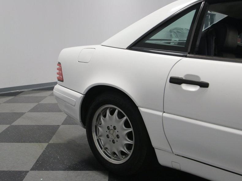 1996 Mercedes-Benz SL500 80