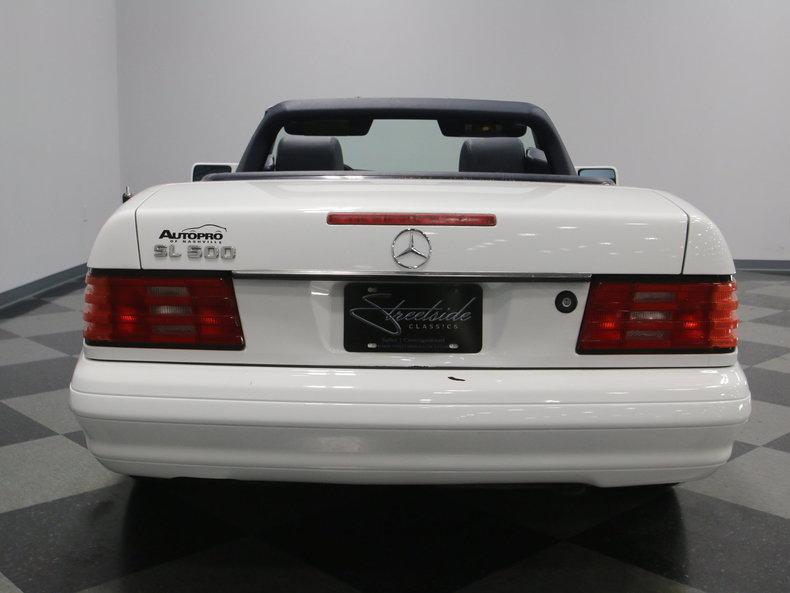 1996 Mercedes-Benz SL500 24