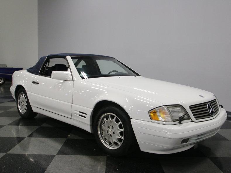 1996 Mercedes-Benz SL500 76