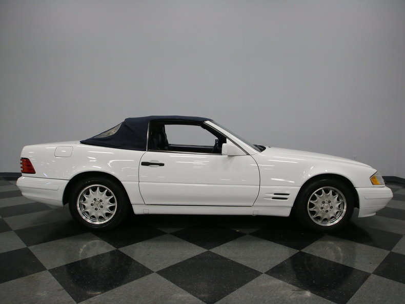 1996 Mercedes-Benz SL500 75