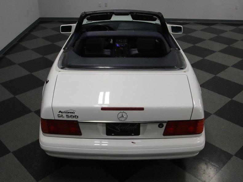 1996 Mercedes-Benz SL500 26