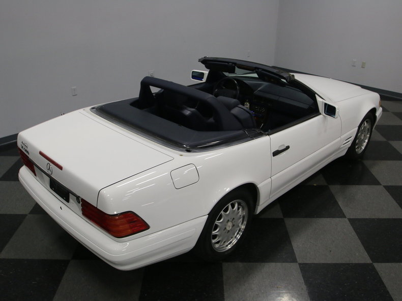1996 Mercedes-Benz SL500 30