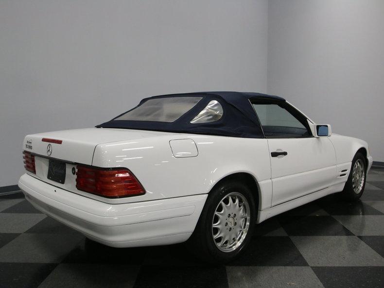 1996 Mercedes-Benz SL500 74