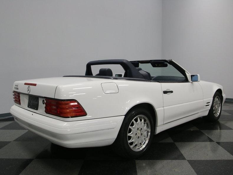 1996 Mercedes-Benz SL500 28