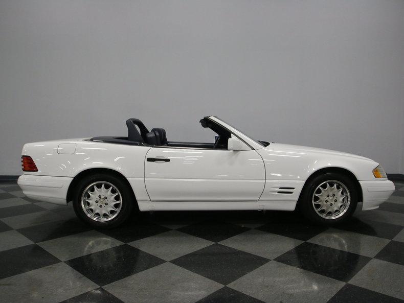 1996 Mercedes-Benz SL500 35