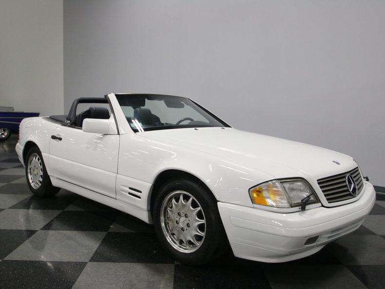 1996 Mercedes-Benz SL500 41