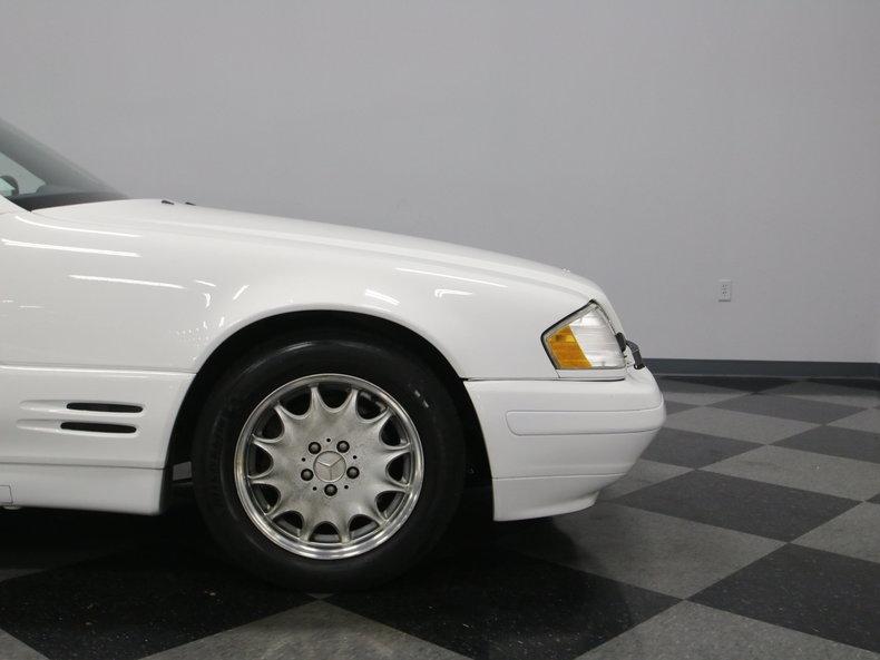 1996 Mercedes-Benz SL500 39