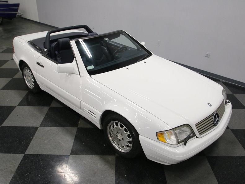 1996 Mercedes-Benz SL500 43