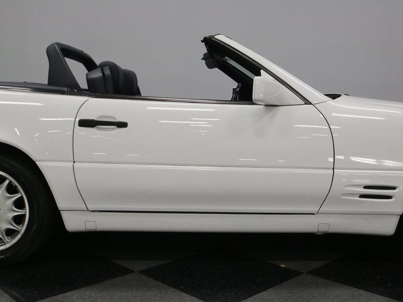 1996 Mercedes-Benz SL500 38