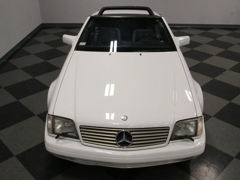 1996 Mercedes-Benz SL500 6
