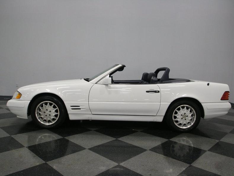 1996 Mercedes-Benz SL500 13