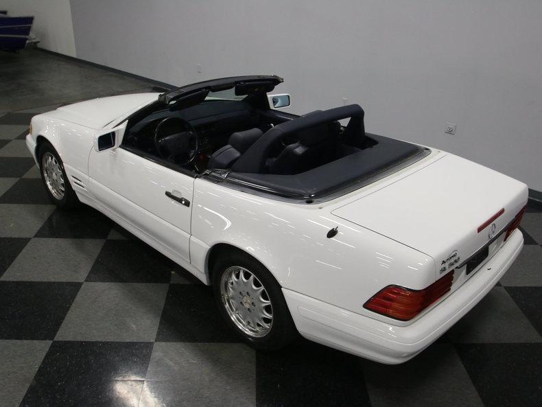 1996 Mercedes-Benz SL500 21