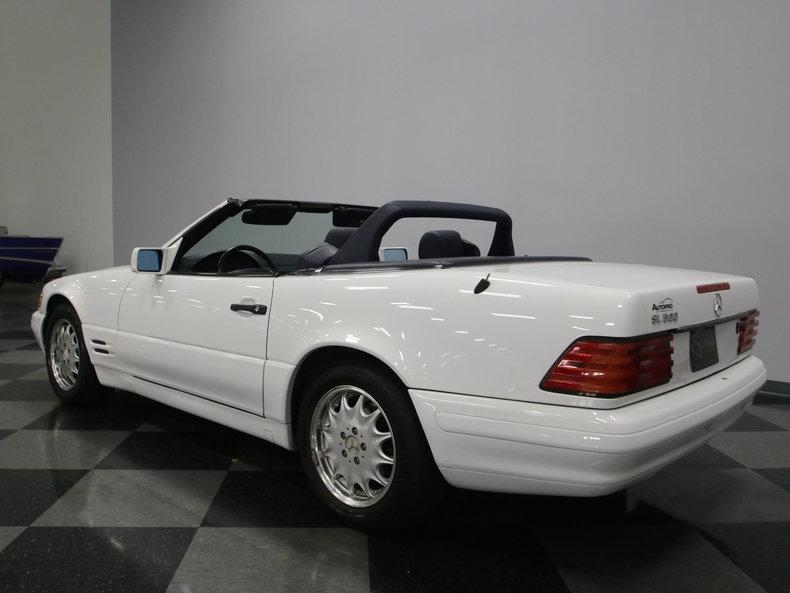 1996 Mercedes-Benz SL500 19