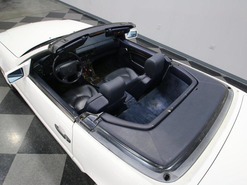 1996 Mercedes-Benz SL500 78