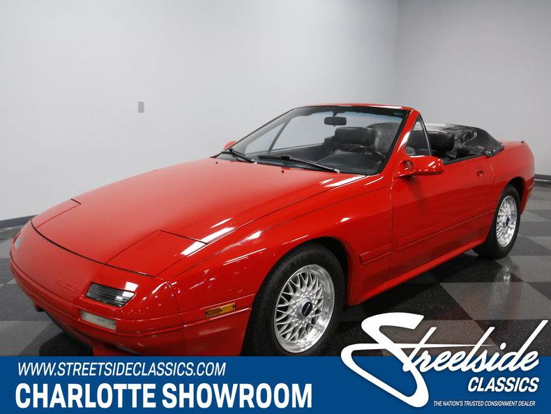 For Sale: 1989 Mazda RX-7