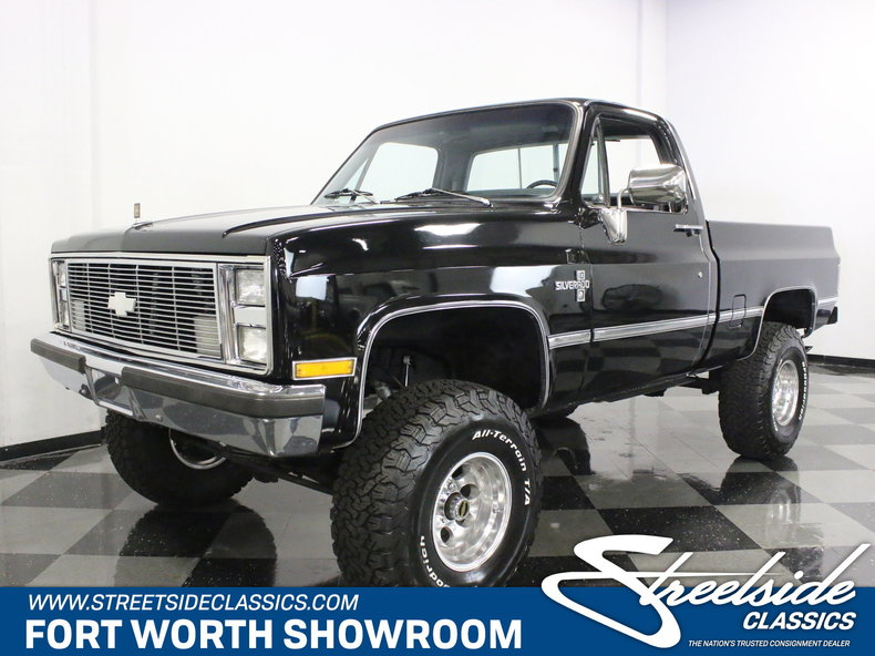 For Sale: 1983 Chevrolet K-10