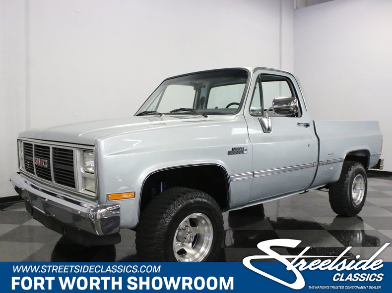 For Sale: 1987 GMC 1500