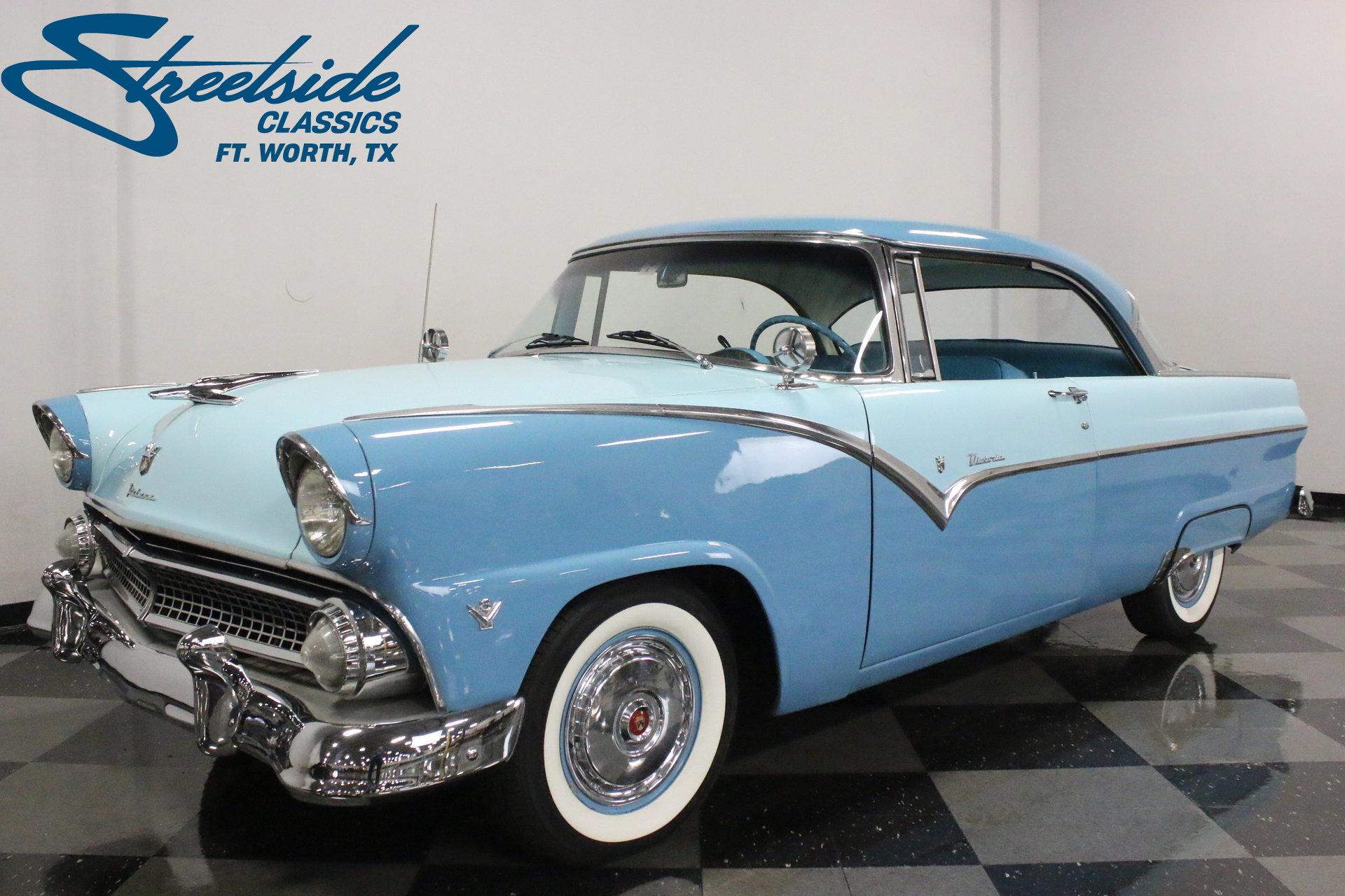 1955 Ford Fairlane Victoria For Sale  49220